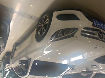 2017年6月 奔驰 奔驰C级  改款 C 200 运动版图片