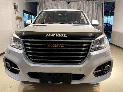 哈弗 H9  2017款 2.0T 汽油四驱尊享型 5座图片