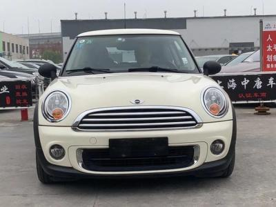 2012年6月 MINI MINI 1.6T GOODWOOD图片