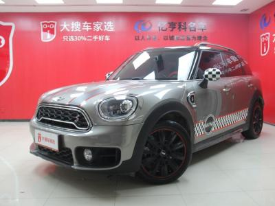 MINI COUNTRYMAN 2.0T COOPER S ALL4图片