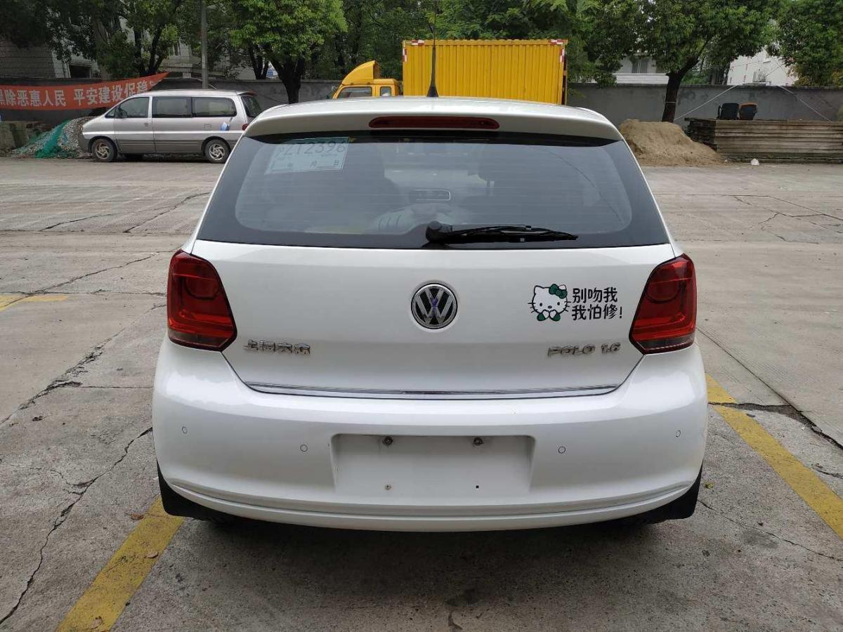 大众 Polo  2012款 1.6L Cross Polo AT图片