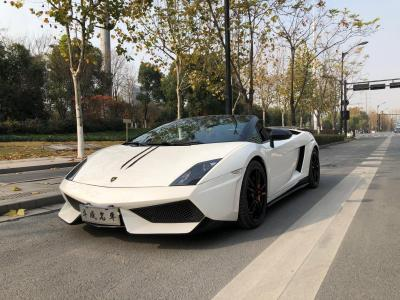 兰博基尼 Gallardo  2011款 LP 570-4 Spyder Performante图片