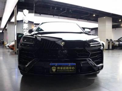 2019年10月 兰博基尼 Urus 4.0T V8图片