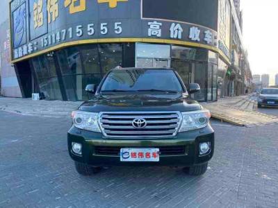 2012年12月 丰田 普拉多(进口) 5.7L图片