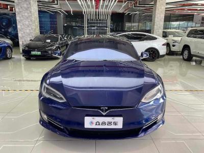 2019年4月 特斯拉 Model S Model S 75D 标准续航版图片