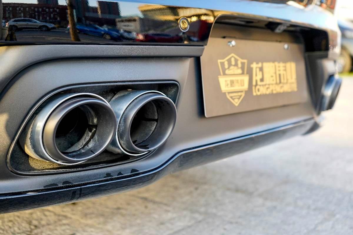 保时捷 911  2020款 Carrera 3.0T图片