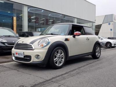 MINI COUNTRYMAN  2011款 1.6L COOPER Excitement