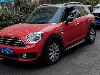 MINI COUNTRYMAN  2017款 1.5T COOPER ALL4 旅行家图片