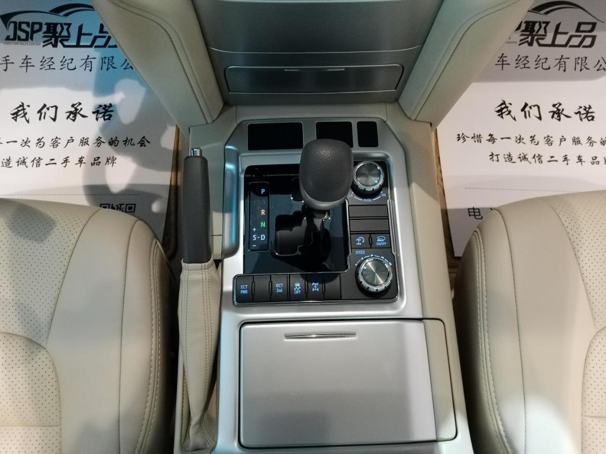 丰田 兰德酷路泽  2016款 4.0L 中东版图片