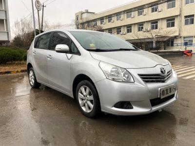 2013年9月 丰田 逸致 180G CVT舒适多功能版图片