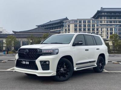 丰田 兰德酷路泽 (进口)2019款 兰德酷路泽 4.0L铁轮 冰箱 电座 丐版(中东)