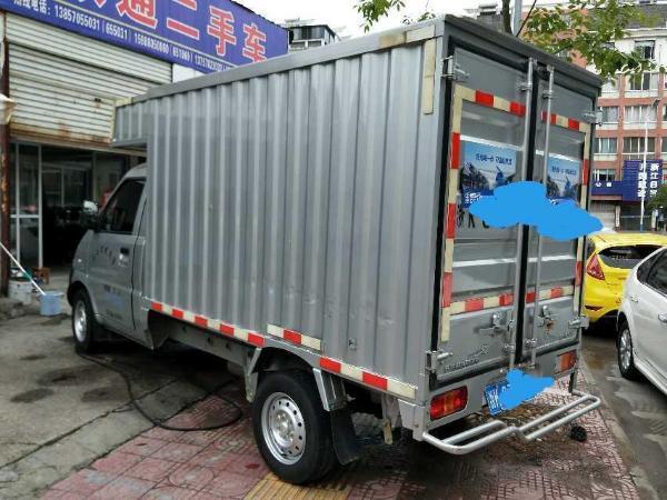 2016年9月五菱 荣光 五菱荣光单排厢式货车图片