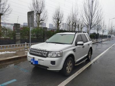 2013年2月 路虎 神行者2(进口) 2.2T SD4 SE柴油版图片