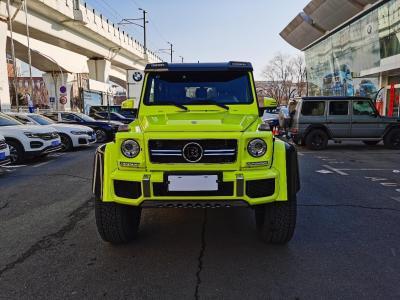 2018年6月 奔驰 奔驰G级(进口) G 500图片