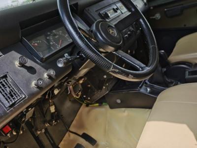 北汽制造 BJ 212  2015款 2.0L 四驱快拆蓬型图片