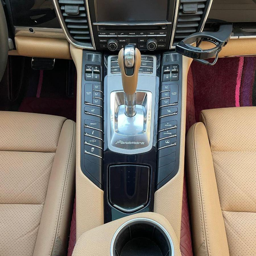 保时捷 Panamera新能源  2014款 Panamera S E-Hybrid 3.0T图片