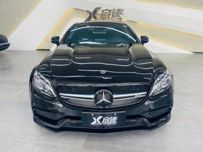 奔驰 C级 AMG  2016款 C63 S AMG Coupe 4.0T