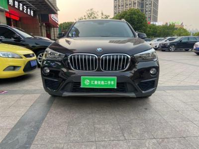 宝马 宝马X1  2019款 sDrive18Li 时尚型