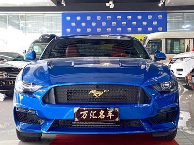 2020年8月 福特 Mustang  2.3L EcoBoost 性能加强版图片