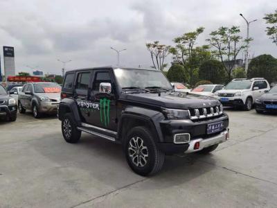 北京 BJ40  2019款 改款 2.0T 自动四驱城市猎人版尊享型 国V图片
