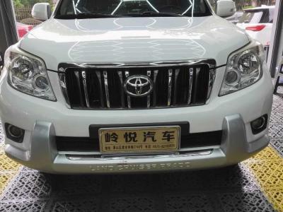2011年11月 丰田 普拉多(进口) 4.0L 自动图片