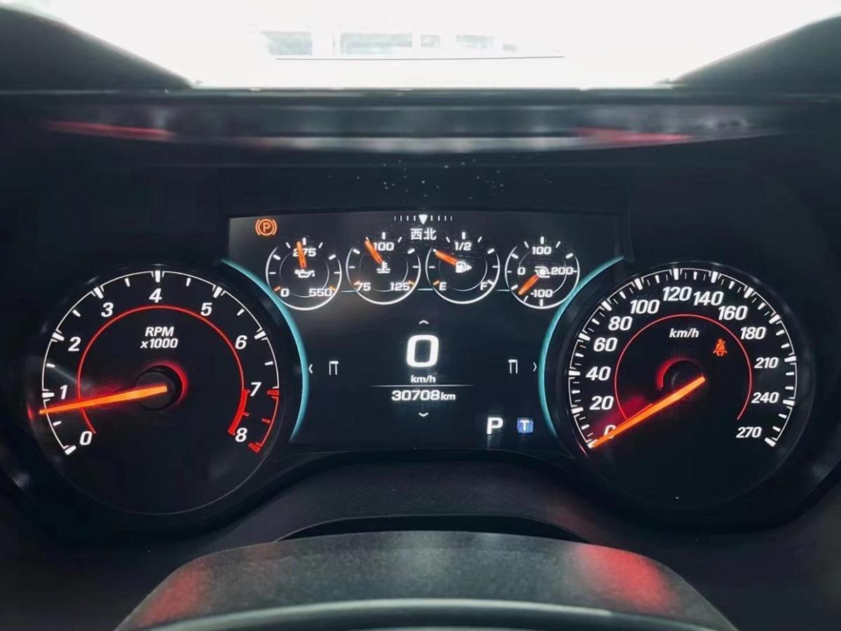 雪佛兰 科迈罗  2017款 2.0T RS图片
