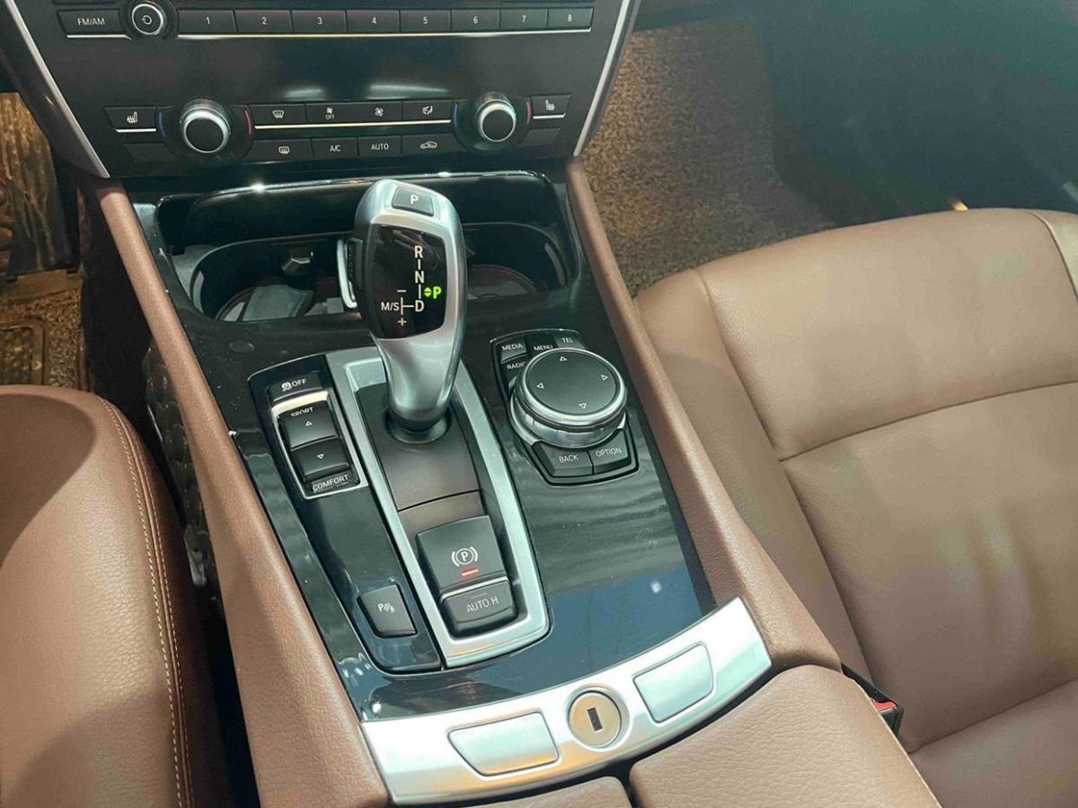 宝马 宝马5系GT  2015款 528i 领先型图片