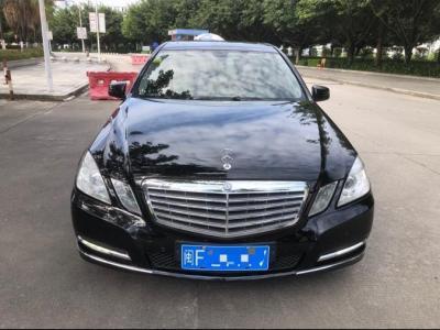 奔驰 奔驰E级  2012款 E 200 L CGI优雅型