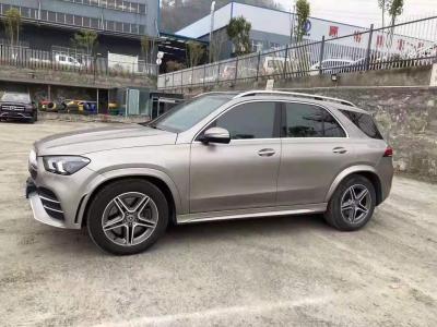 2019年5月 奔驰 奔驰GLE(进口) 改款 GLE 450 4MATIC 时尚型图片
