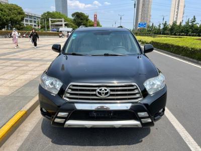 2012年10月 丰田 汉兰达 2.7L 两驱7座豪华版图片