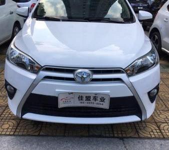 丰田 威驰  FS 1.5L CVT锋潮版图片