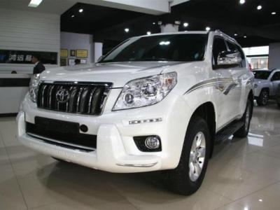 丰田 普拉多 2013款 普拉多(进口) 2.7L 自动豪华版