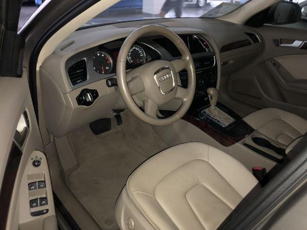 奥迪 2011款 奥迪A4L 2.0 TFSI(132kW) 舒适型图片