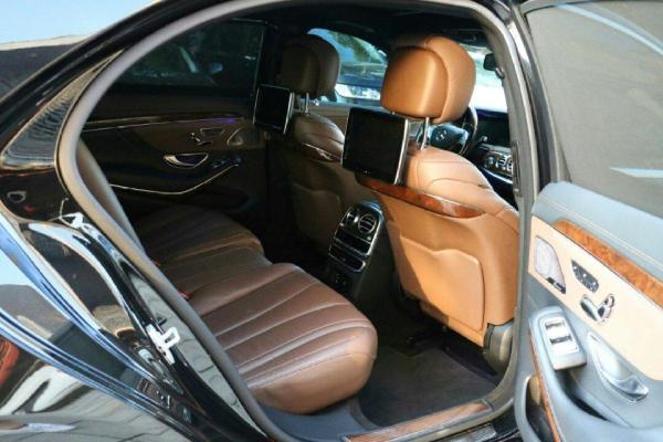 奔驰 S级  S400L 3.0T 4MATIC图片