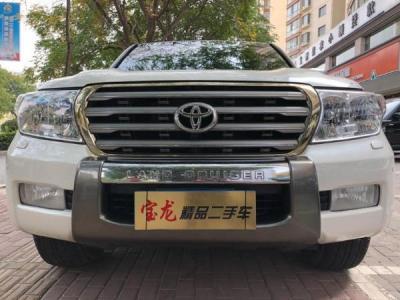 丰田 兰德酷路泽  4.7 VX-R