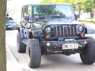 jeep 牧马人 jeep 牧马人