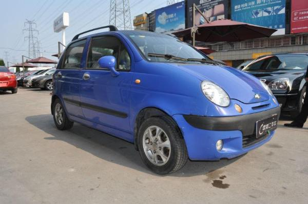 【杭州二手车】2006年11月_二手雪佛兰 乐驰 0.8_价格图片