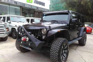 Jeep 牧马人  2.8TD 四门 Sahara
