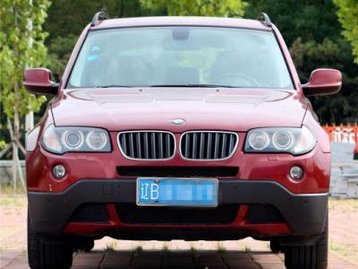 2010年11月宝马宝马X3X3 xDrive25i 2.5 领先型图片