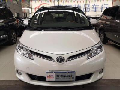 2012年8月 丰田 普瑞维亚 2.4L CVT 豪华型图片