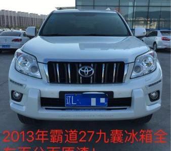 2013年2月丰田普拉多2.7 TXL 1 中东版图片