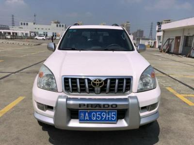 2009年8月 丰田 普拉多 4.0 VX图片