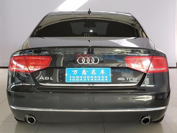 奧迪 奧迪A8  A8L 45TFSI quattro 舒適型圖片