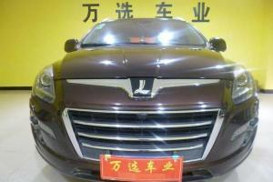 二手纳智捷大7 SUV2.2T 四驱智尊型