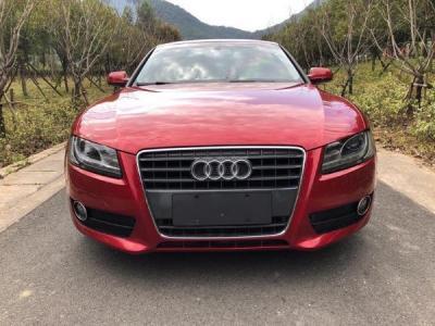 2011年2月 奥迪 奥迪A5  A5 2.0TFSI Coupe 风尚版图片