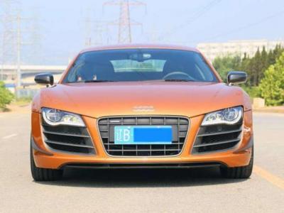 奥迪 奥迪R8  2013款 R8 Coupe 5.2 FSI 中国专享型