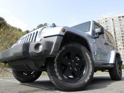 2012年10月 Jeep 牧马人 3.6L 极地版 两门图片