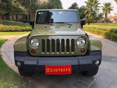 2014年8月 Jeep 牧马人 3.6L 两门图片