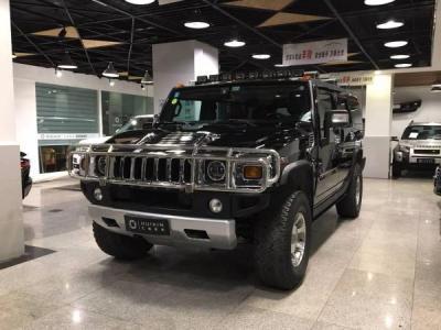 悍马 H2  2008款 6.2L