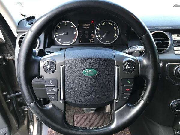 路虎 发现  2013款 3.0T SDV6 HSE柴油版图片